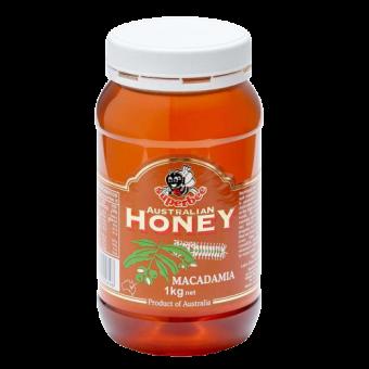 Superbee Macadamia Honey 1kg (Best Before Jul 2021)