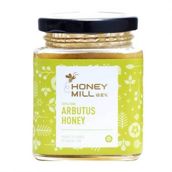 Arbutus Honey 375g (Best Before May 2022)