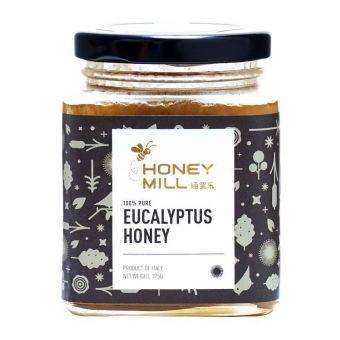 Eucalyptus Honey 375g