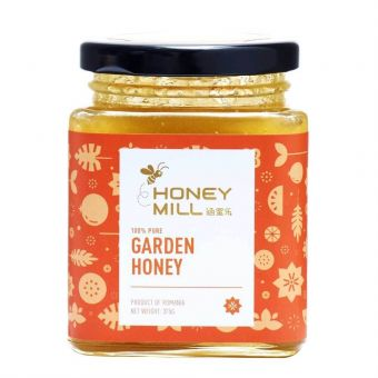 Garden Honey 375g