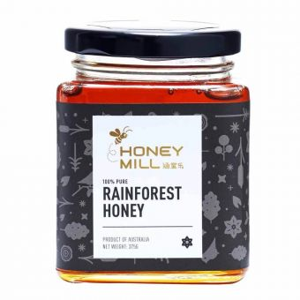 Rainforest Honey 375g