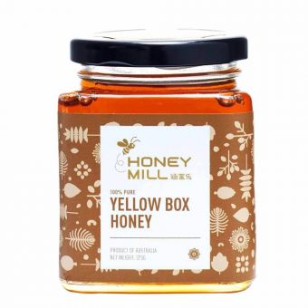Yellow Box Honey 375g