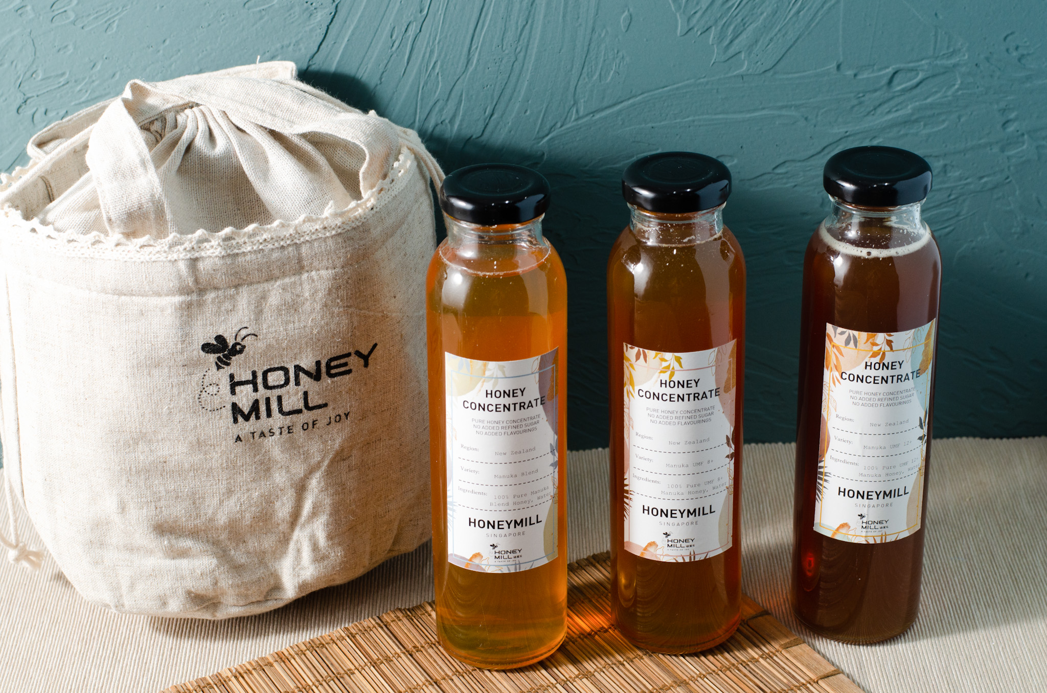 Honey Concentrate